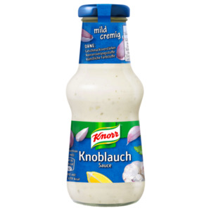 Knorr Knoblauch Sauce 250ml