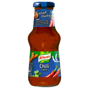 Knorr Chili-Sauce 250ml