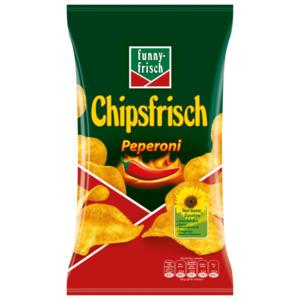 Funny-frisch Chipsfrisch Peperoni 175g