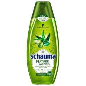 Schauma Shampoo Oil & Aloe Vera 400ml
