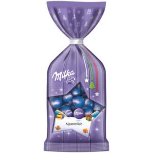 Milka Schoko Kugeln Alpenmilch 100g
