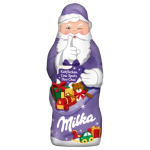 Milka Weihnachtsmann Kuhflecken 100g