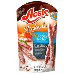 Aoste Stickado Hähnchen 70g