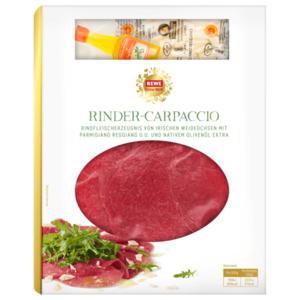 REWE Feine Welt Rindercarpaccio 120g