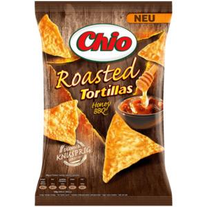 Chio Roasted Tortillas Honey BBQ 125g