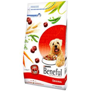 Purina Hundefutter Beneful Original Rind & Gemüse 1,5kg