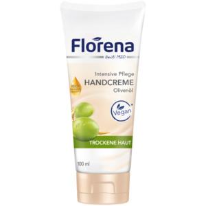 Florena Handcreme mit Olivenöl vegan 100ml