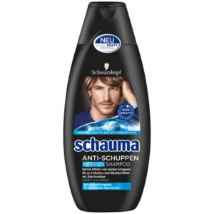 Schwarzkopf Schauma Shampoo 4x5 Anti-Schuppen Intensiv 400ml