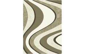 Teppich Sorento ca. 80 x 150 cm beige (Welle)