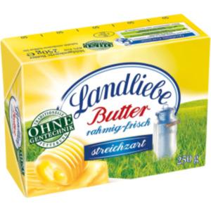 Landliebe Butter