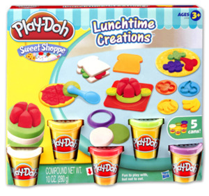 PLAY-DOH / HASBRO Lunchtime