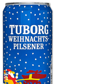 TUBORG Weihnachtsbier