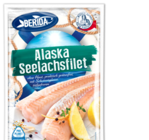 BERIDA Alaska-Seelachsfilet