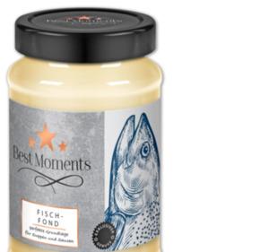 BEST MOMENTS Fisch- oder Wild-Fond
