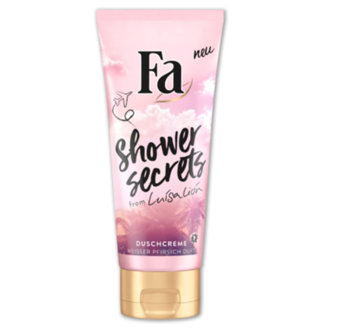 Bild 2 von FA Duschcreme Shower Secrets