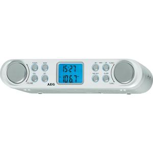 Küchenradio mit Aux In, weiß - KRC4344 AEG Haustechnik