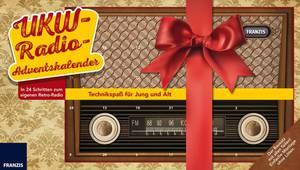UKW-Radio Adventskalender Franzis-Verlag