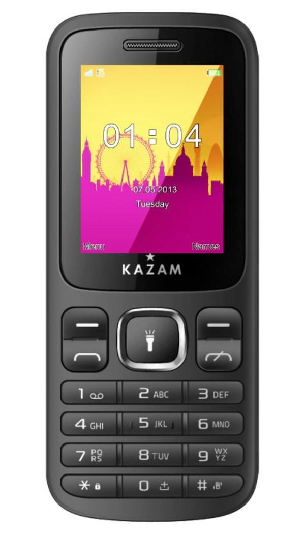 Kazam Life B2 Dual-SIM Handy