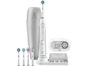 ORAL-B Smart Series 6400, elektrische Zahnbürste, Weiß