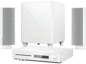 HARMAN KARDON BDS 485S, 2.1 System, 330 Watt, Bluetooth, Weiß