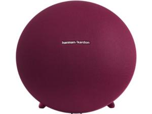 HARMAN KARDON ONYX STUDIO 3, Bluetooth Lautsprecher, Ausgangsleistung 60 Watt, Rot