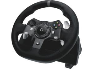 LOGITECH G920 Driving Force, Lenkrad