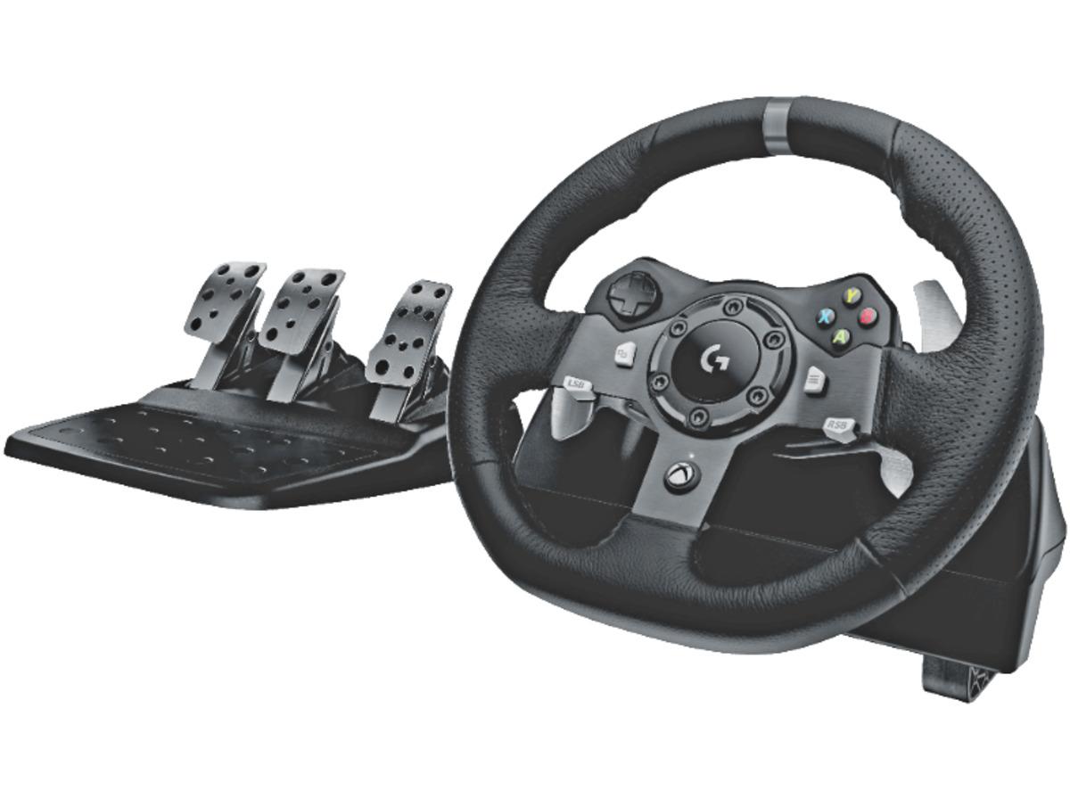 Bild 3 von LOGITECH G920 Driving Force, Lenkrad