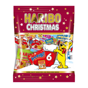 HARIBO   Haribo Christmas