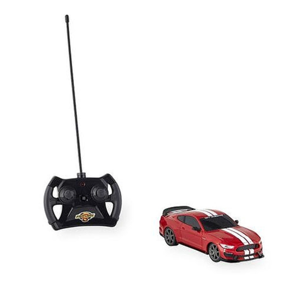 Fast Lane Rc Street Racer 124 Ford Shelby Gt 350r Von Toysrus