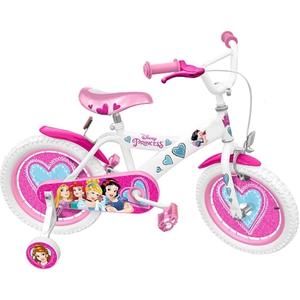 Disney Princess - Kinderfahrrad 16 Zoll