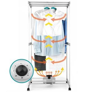 Schrank-Wäschetrockner mit Heizgerät von Beldray