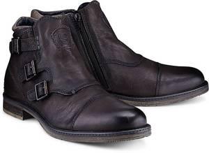 Trend Boots von Bugatti in grau dunkel für Herren. Gr. 40,42,43,44,45,46