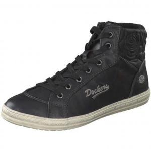 Dockers Sneaker High Damen schwarz