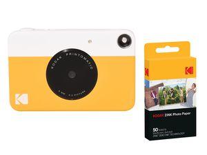 Kodak PRINTOMATIC gelb + Papier 50 Pack