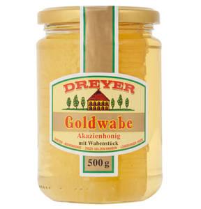 Dreyer-Akazienhonig Goldwabe 500g