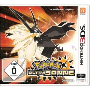 3DS - Pokémon Ultrasonne