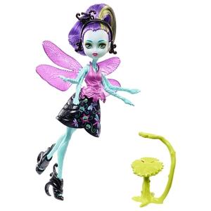 Monster High - Garten-Monsterfreundinnen, Insekt Wingrid (FCV48)