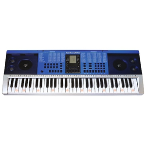 Play On - Keyboard 61 Tasten, blau