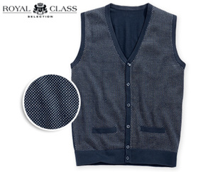 ROYAL CLASS SELECTION Strickweste