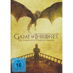 Game of Thrones - Staffel 5  [5 DVDs]