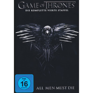 Game of Thrones - Staffel 4  [5 DVDs]