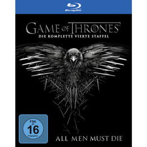 Game of Thrones - Staffel 4  [4 BRs]