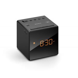 Sony Einstiegs Uhrenradio ICF-C1B Schwarz