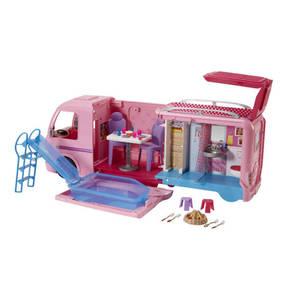 Barbie        Abenteuer Camper