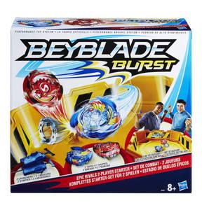 "Hasbro             Kreisel ""Beyblade Burst - Battle Set"""