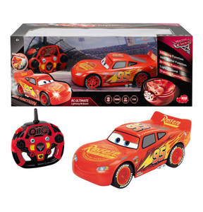 "Cars                Cars                 RC Fahrzeug ""Ultimate Lightning McQueen"""