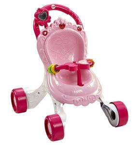 """Fisher-Price             Puppenwagen """"Princess Mommy - Musikspaß"""""""