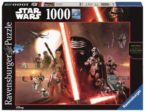 Star Wars Puzzle - Das Erwachen der Macht - 1000 Teile - Ravensburger
