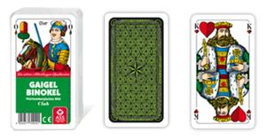Gaigel Binokel Kartenspiel