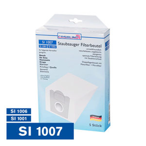 Staubsauger Filterbeutel SI 1007 / SI 1001 / SI 1006